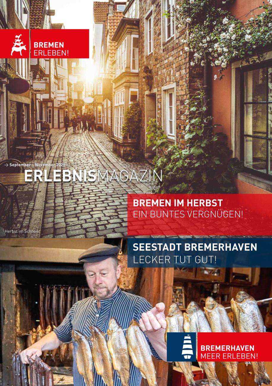 Bremen erleben! vom Freitag, 24.09.2021